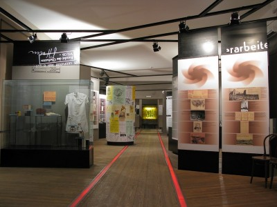 Exhibition in the 2nd floor