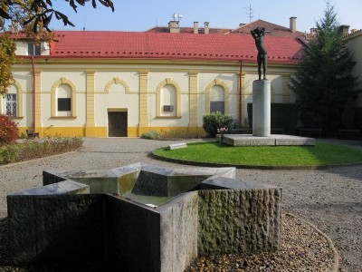 The Park of the Terezín Children